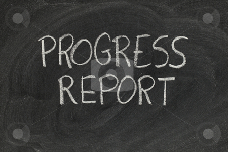 SEPTEMBER RECAP AND PROGRESS REPORT